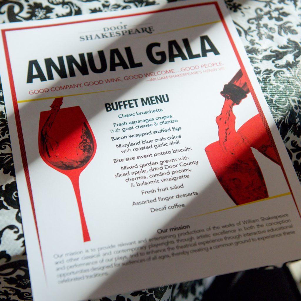 Annual Gala, September 26, 2020